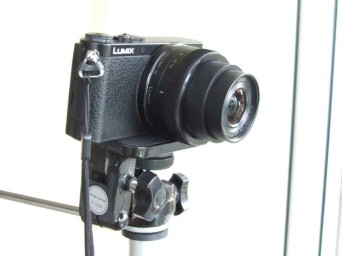 12-32mm (24-64mm-equivalent) Lumix GM1