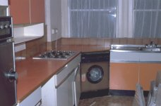 Before - old kitchen at Handsworth