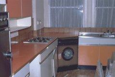 Before - old kitchen at Handsworth