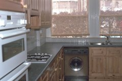 After - new kitchen at Handsworth