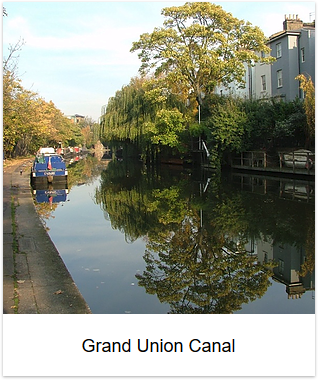 2005 - Grand Union Canal thumb