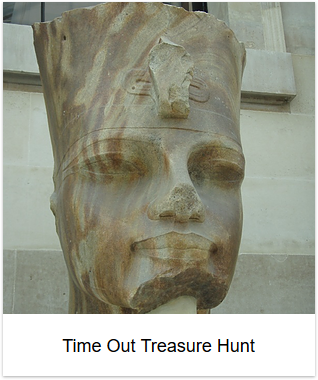 2007 - Time Out Treasure Hunt thumb