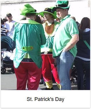 2009 - St. Patrick's Day
