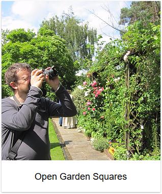 2010 - Open Garden Squares