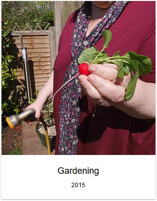 2015 - Gardening