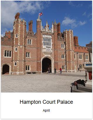 2015 - Hampton Court Palace
