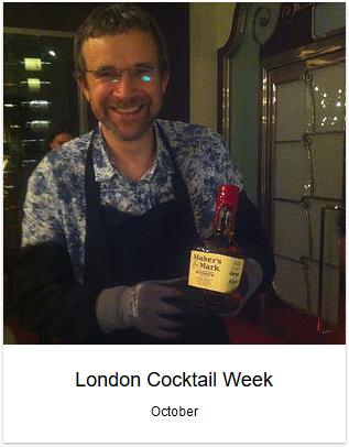 2015 - London Cocktail Week