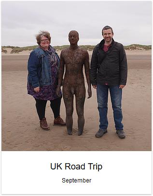 2015 - UK Road Trip