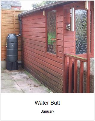 2016 - Water Butt
