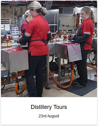 2017 - Distillery Tours