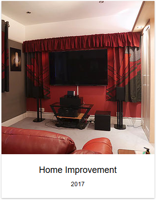 2017 - Home Improvement