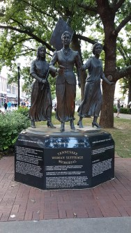 Suffrage Memorial, Knoxville