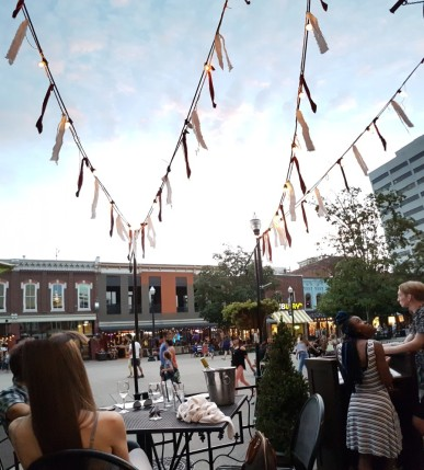 Dinner @ Uncorked on Market Square