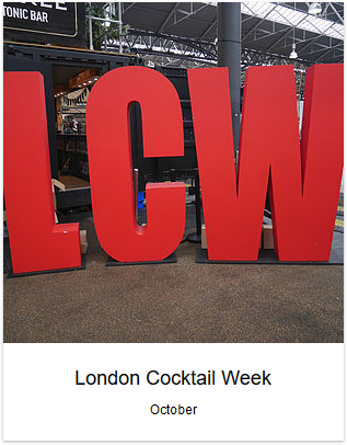 2106 - London Cocktail Week