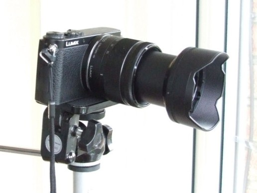 35-100mm (70-200mm-equivalent) Lumix GM1