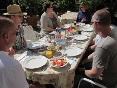 Breakfast by Monti