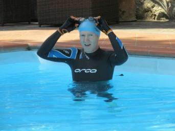wuss swimming