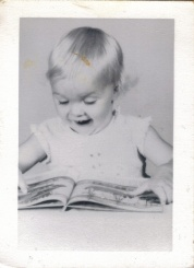 Michelle always loved books