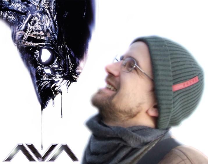 Alien Vs. Andy