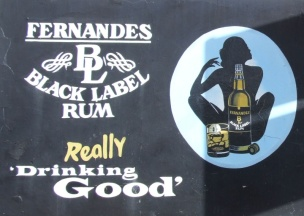 This photo album is brought to you by Fernandes Black Label Rum - Really 'Drinking Good'