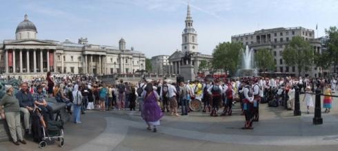 Westminster Morris Men: Day of Dance