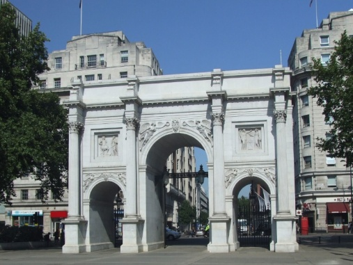 Pictures taken following walk 5 from Time Out London Walks volume 1. This walk, called 'A monopoly on wealth' is by Jon Ronson and goes from Marble Arch to Piccadily.