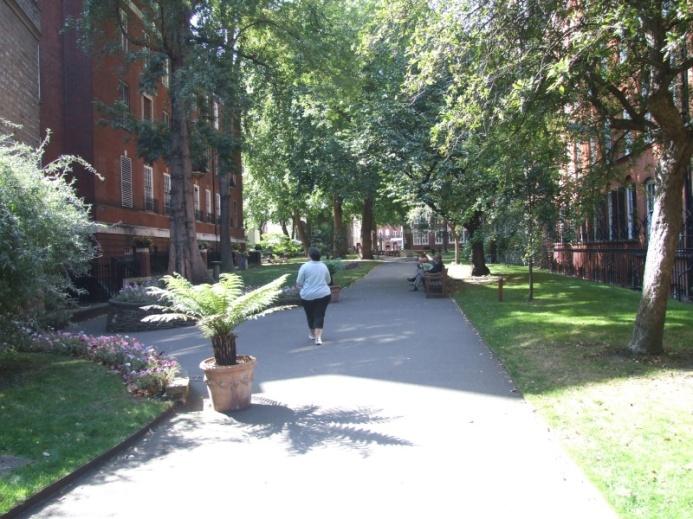 Mount Street Gardens