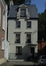 Jon Ronson's favourite house in London!