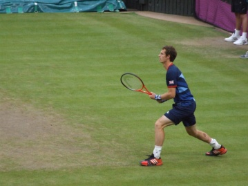Andy Murray v Jarko Nieminen, Second Round Men's Singles