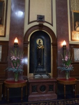 WWII memorial in the Law Society Reading Room - Pallas Athene??