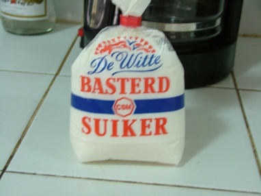 This album brought to you by Basterd Sugar, Bonaire (Netherland Antilles)