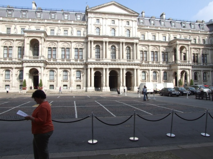 The Foreign Office