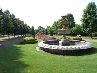 Avenue Gardens, Regen'ts Park