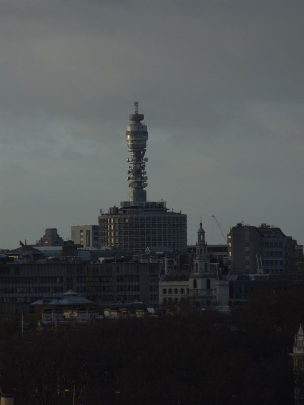aka Telecom Tower.
