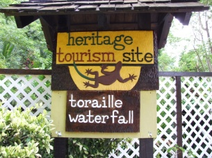Nearby tourist attractions include Toraille Waterfall.