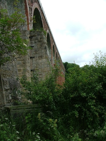 Leaderfoot Rail Bridge