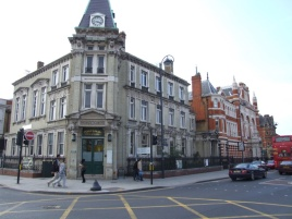 Leyton Library and Town Hall