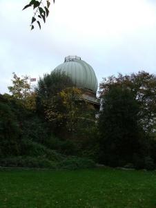 Greenwich Observatory Garden