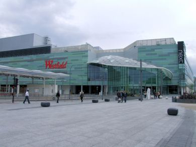 Westfield @ Shepherd's Bush (biggest mall in Europe)
