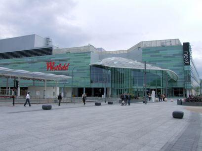 Westfield @ Shepherd's Bush (biggest mall in Europe)