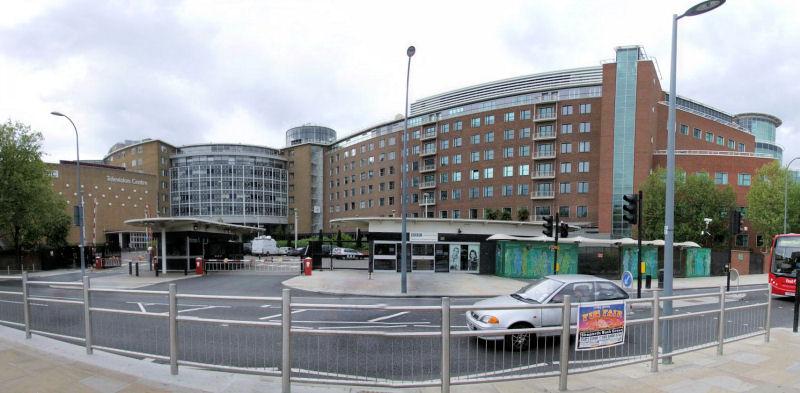BBC Television Centre, Shepherd's Bush