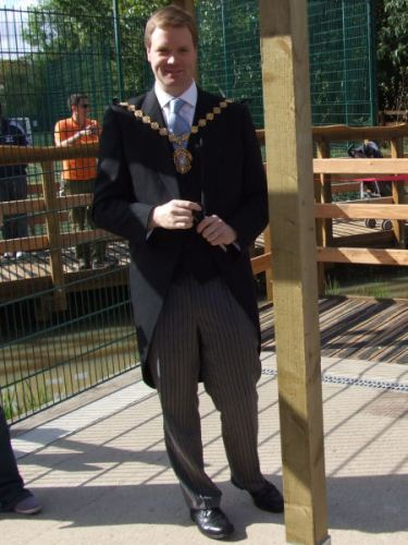 Lord Mayor of Westminster.