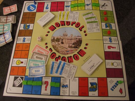Yugoslavian Monopoly