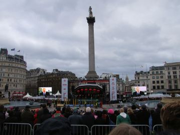 Chinese New Year @ Trafalgar Square
