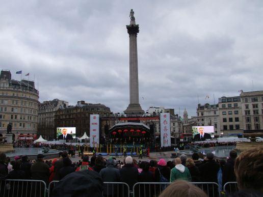 Chinese New Year @ Trafalgar Square
