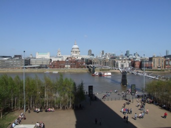 view from Tate