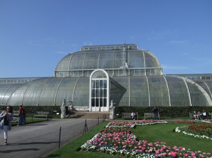 Palm House bomb