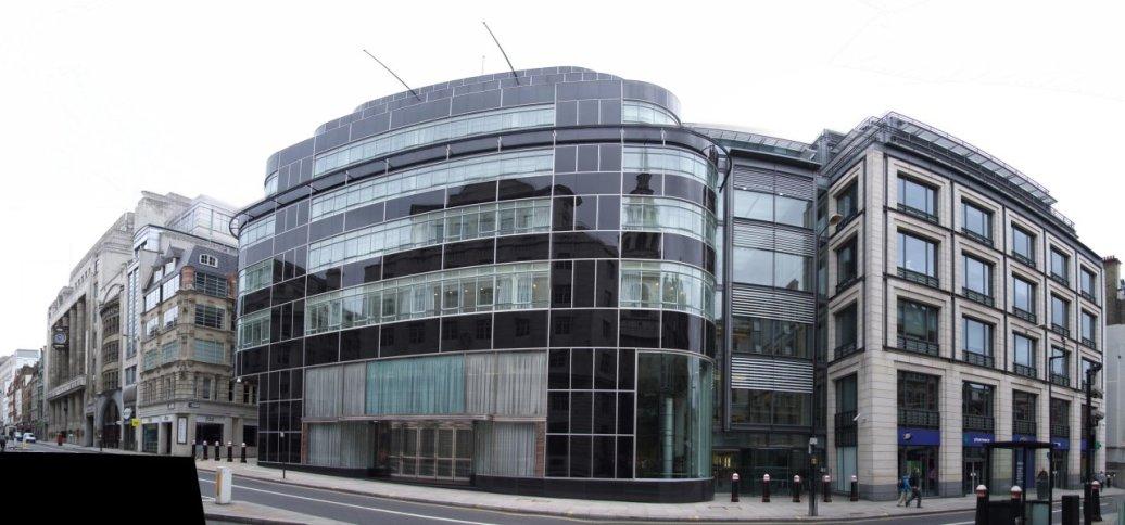 Fleet street (1929 & 1930 buildings)