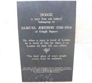 Quotes from Hodge