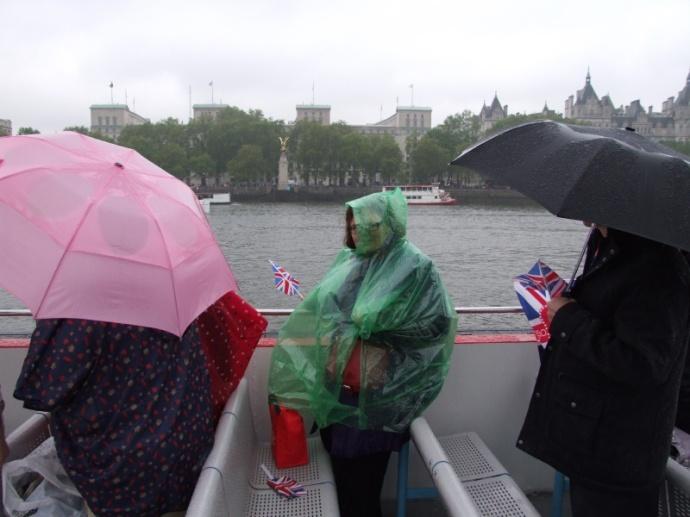 it's a bit wet